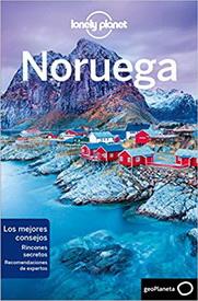 Guía de Viaje Noruega - (Lonely Planet)