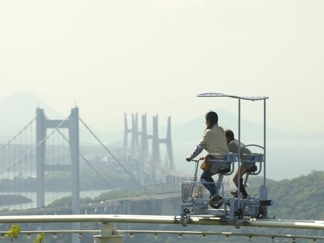 Skycycle Parque de Atracciones Washuzans