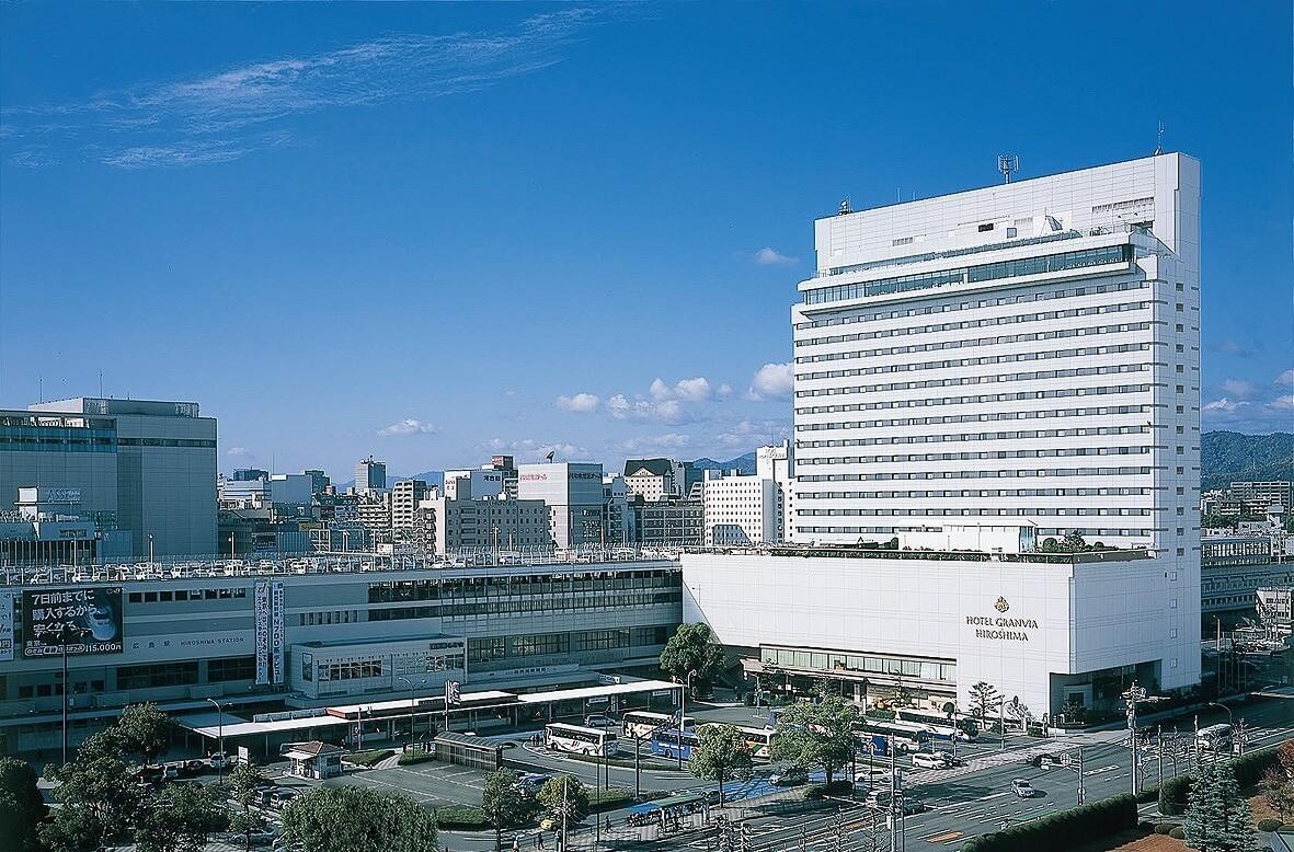 Hotel JR-Granvia Hiroshima