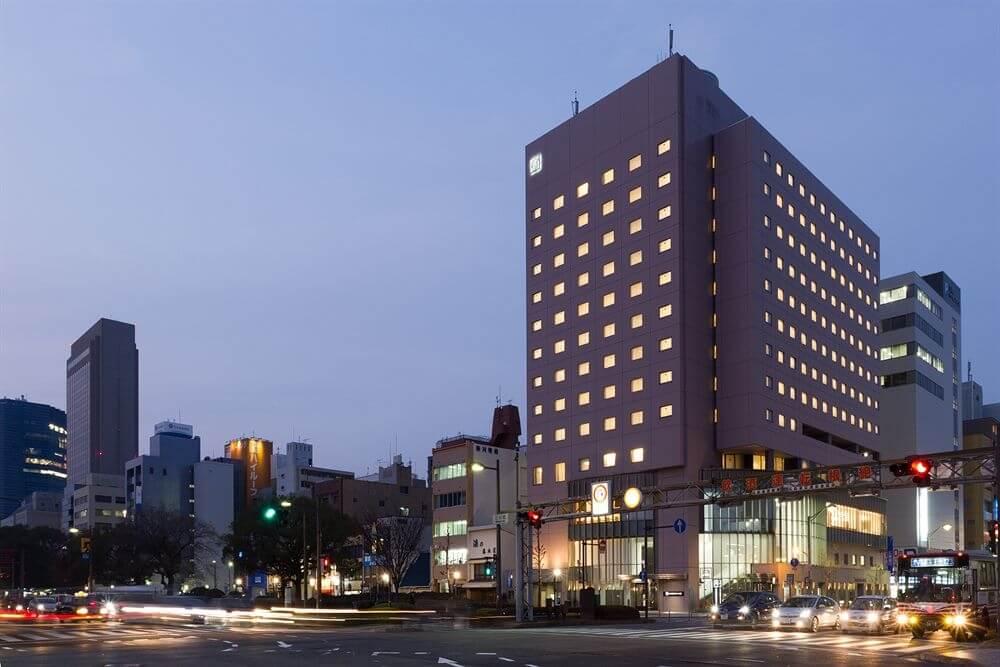 Hotel Tokyu REI Hiroshima