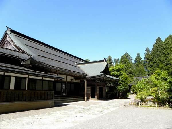 Shukubo Jimyo-in