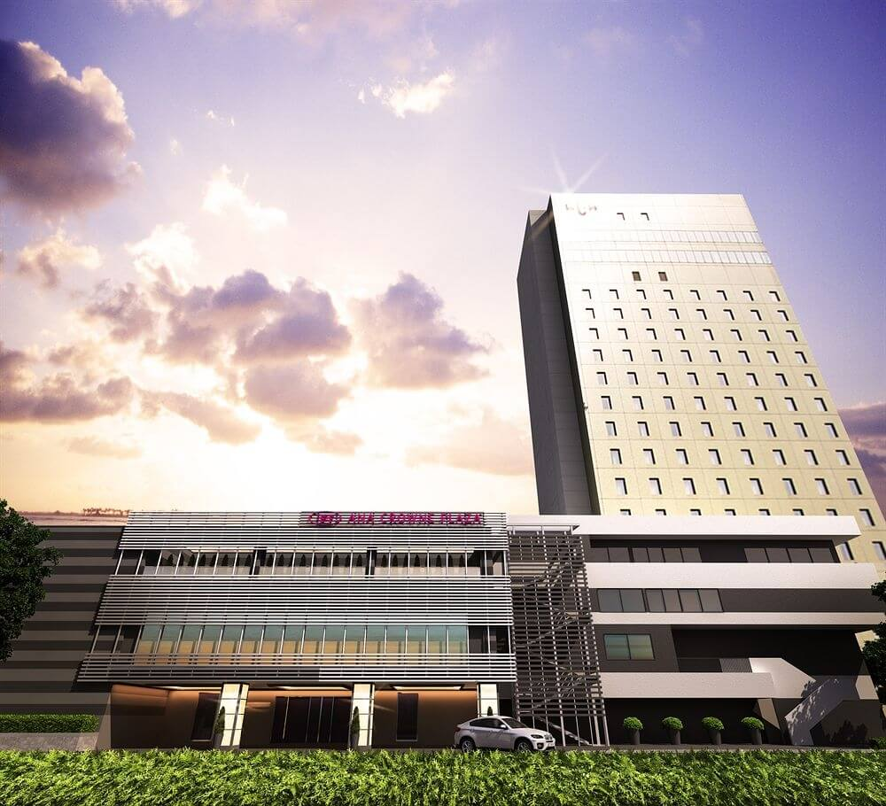 Hotel Crowne Plaza ANA Kumamoto New Sky