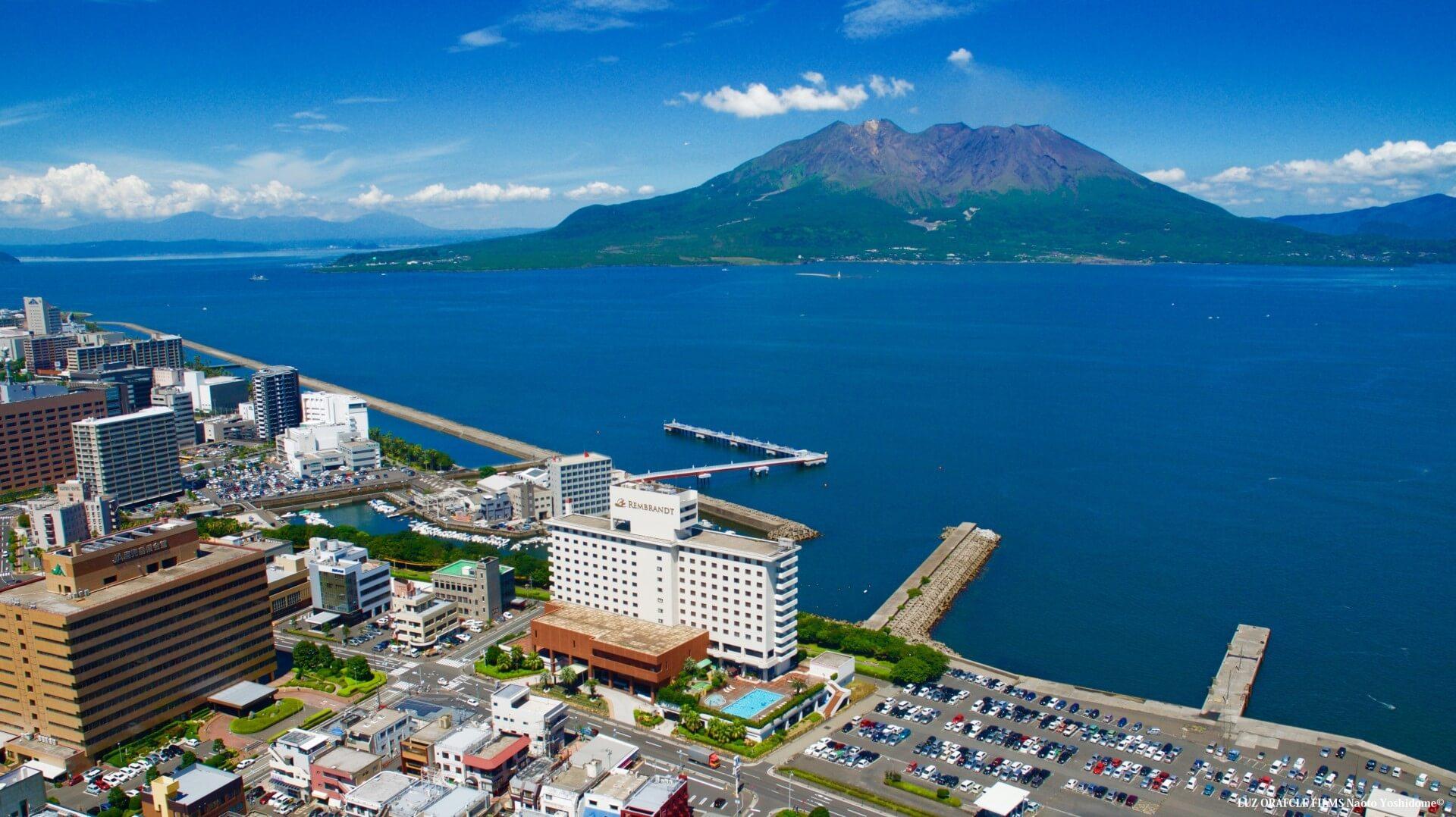 Hotel Best Western Rembrandt Kagoshima Resort