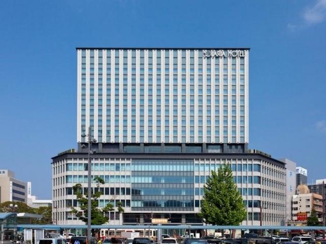 Hotel Solaria Nishitetsu Kagoshima