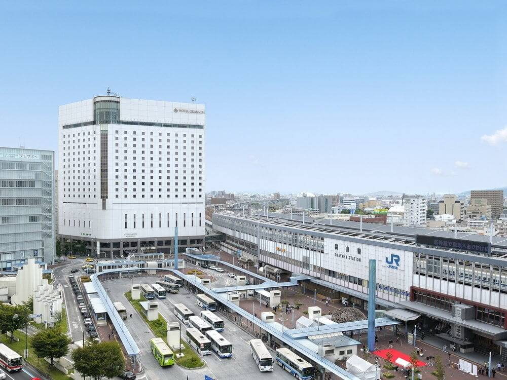 Hotel JR-Granvia Okayama