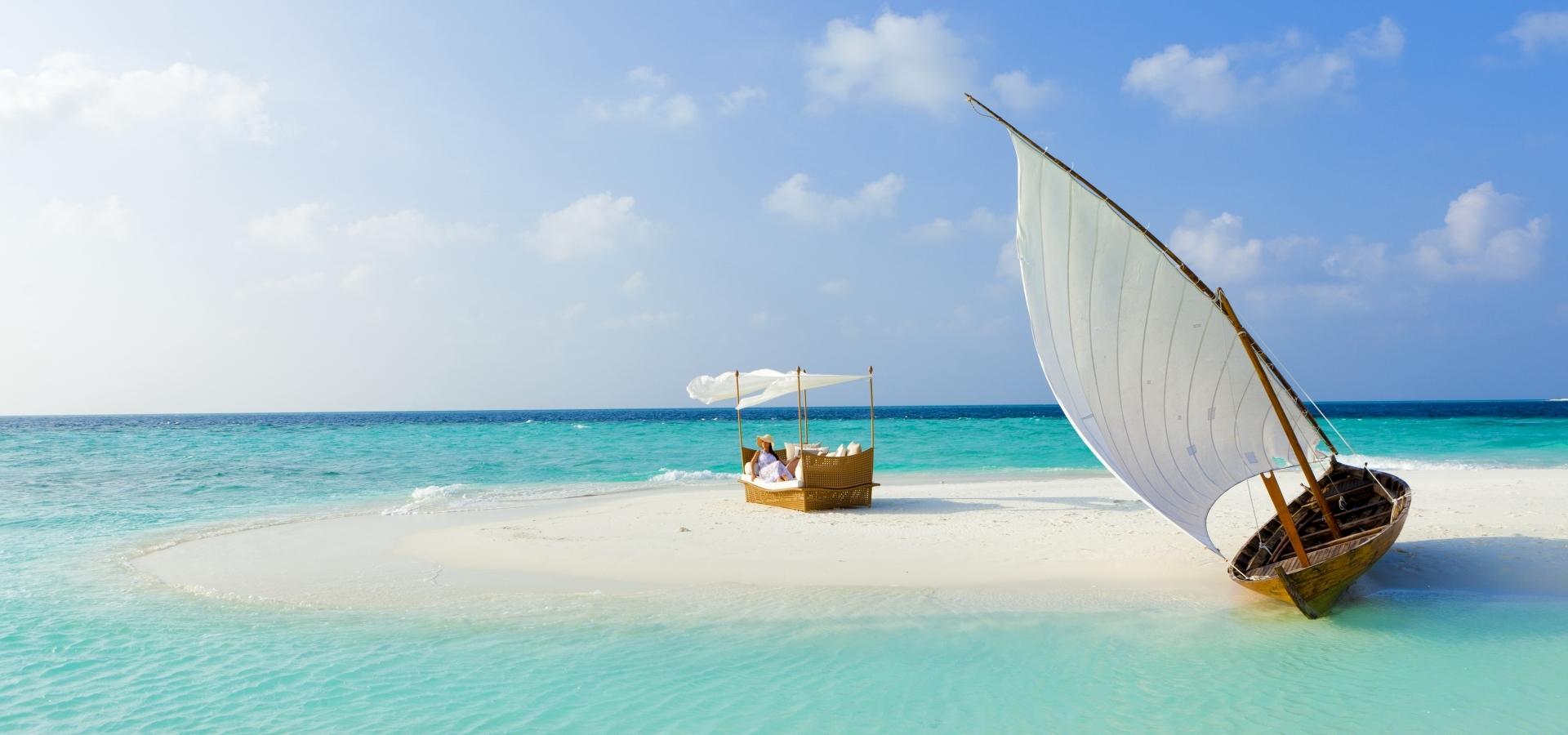Maldivas - Villas Universal Baros Maldives