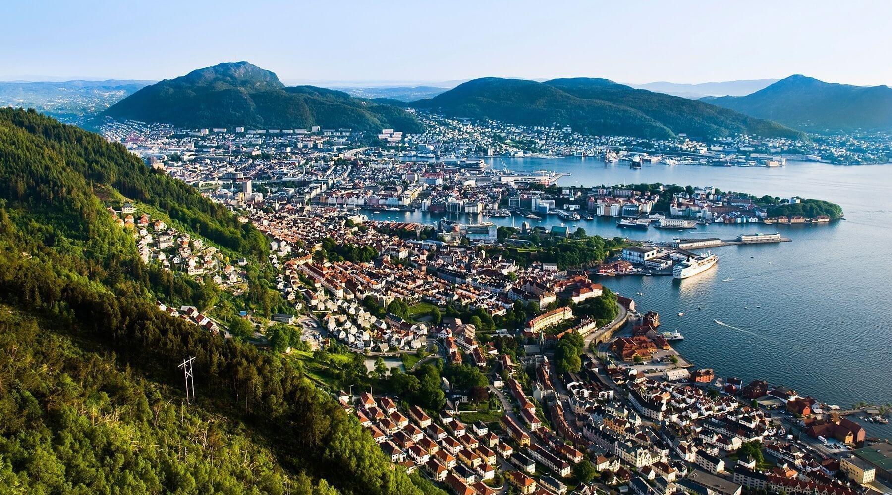 Noruega - Escapada a Bergen, la Puerta a los Fiordos