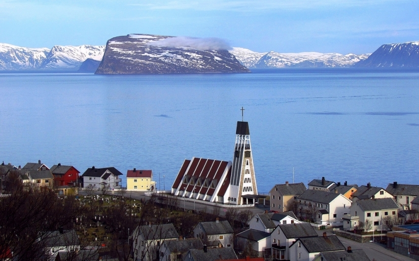 Noruega a tu Aire - Más Allá del Círculo Polar Ártico