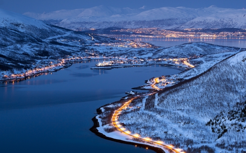 Laponia Noruega - Escapada a Tromso + Alpes de Lyngen
