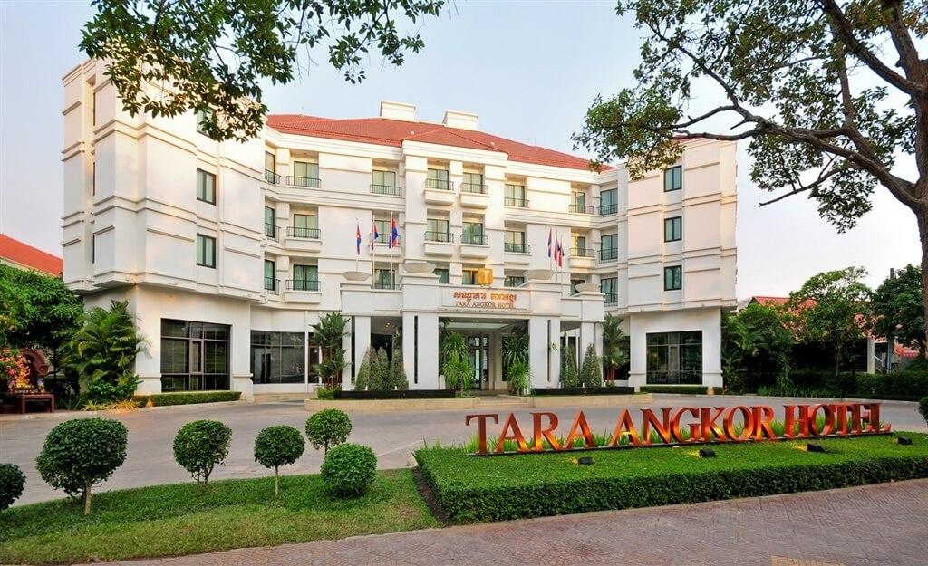 Hotel Tara Angkor