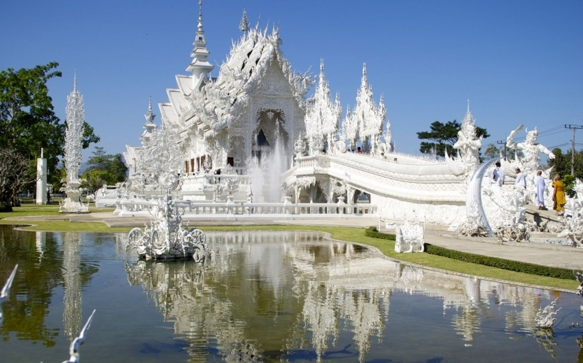 Tailandia - El País de las Sonrisas