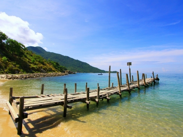 Isla Cham