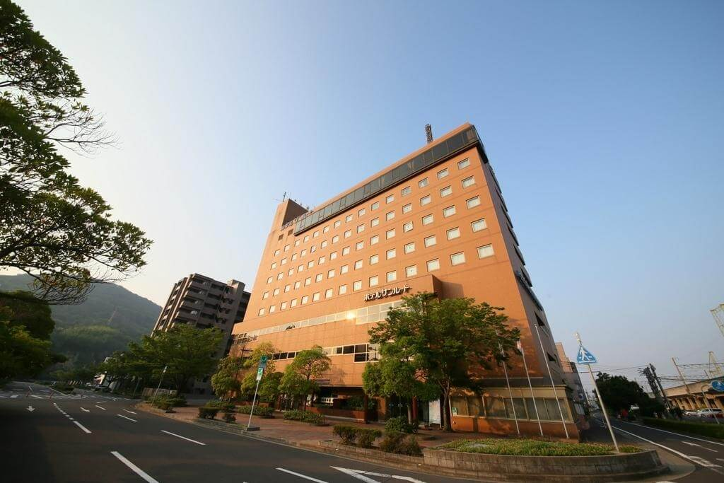 Hotel Sunroute Seto Ohashi