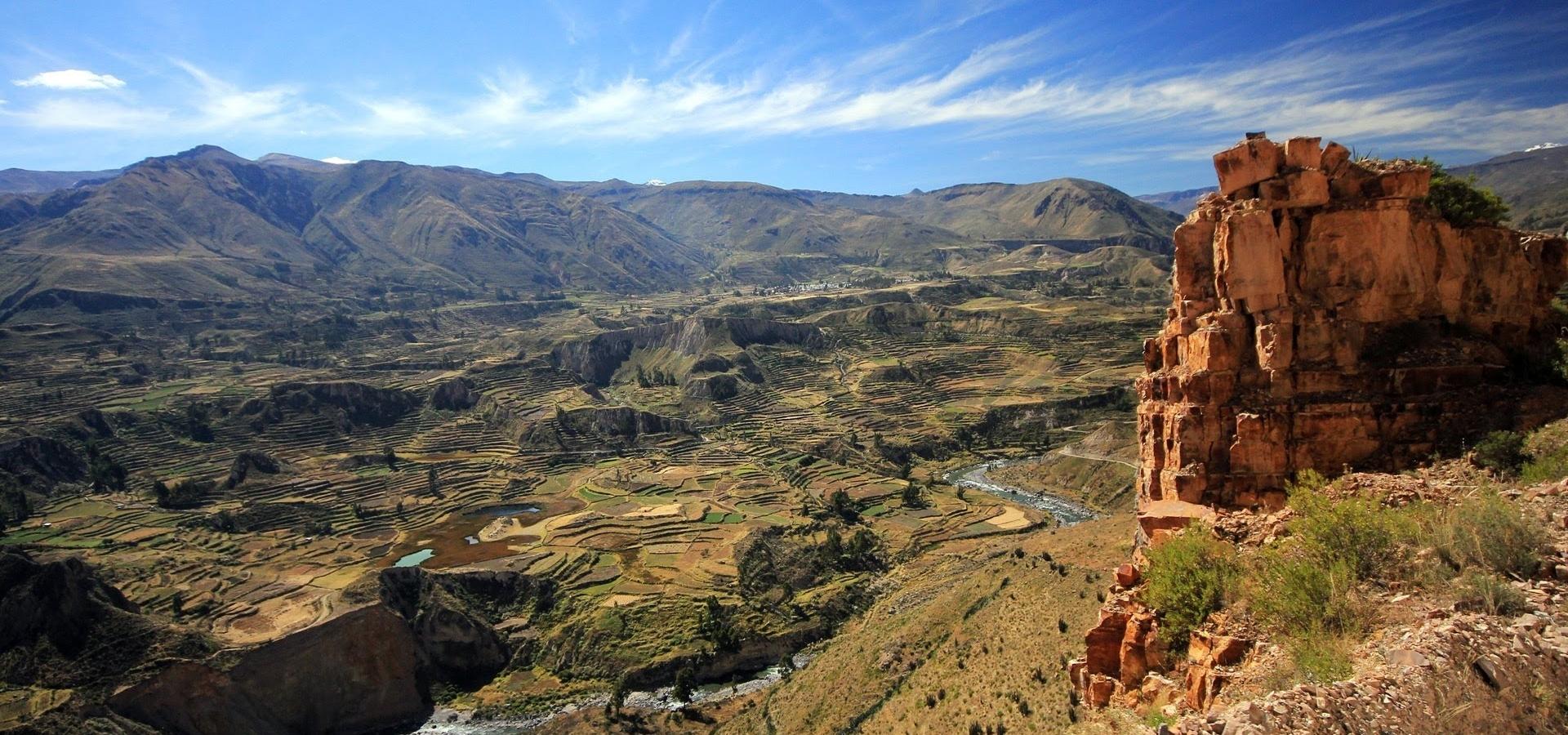 Peru - Civilizaciones y Tradiciones Andinas