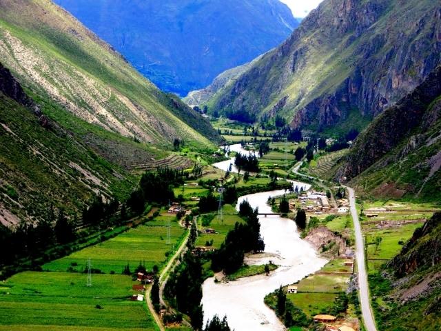 Pisac - Valle Sagrado