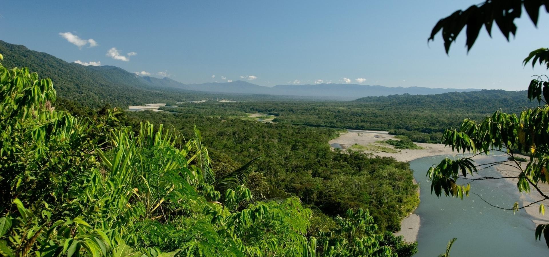 Peru Naturaleza - Eco-Aventuras Parque Nacional del Manu