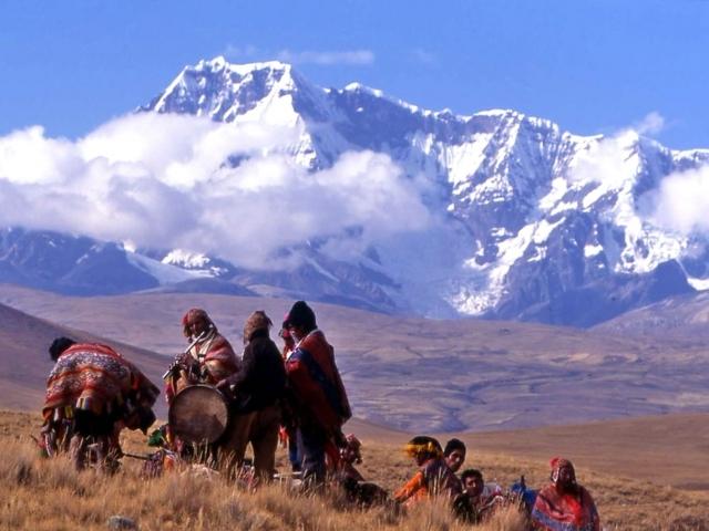 Camino Inca - Qhapaq Ñan