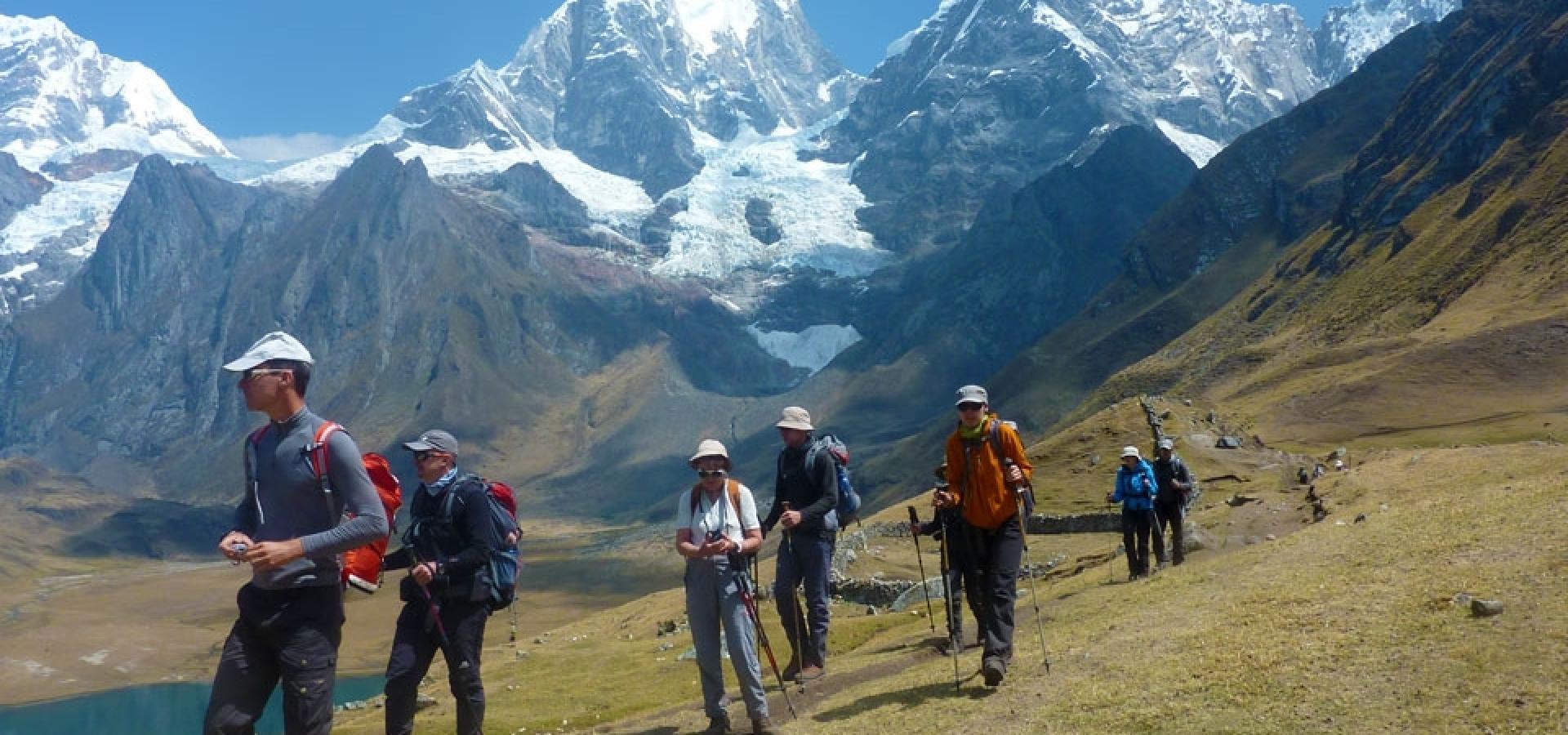 Peru - Trek Cordillera Blanca & Camino Inca + Selva Amazónica