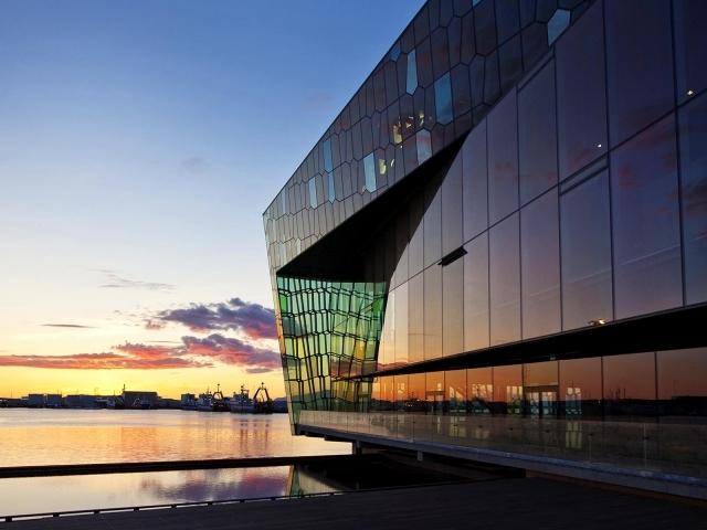 Palacio de Concierto y Conferencias Harpa
