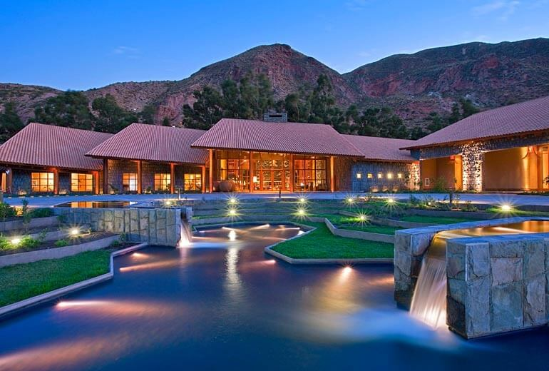 Hotel a Luxury Collection Tambo del Inka Resort & Spa