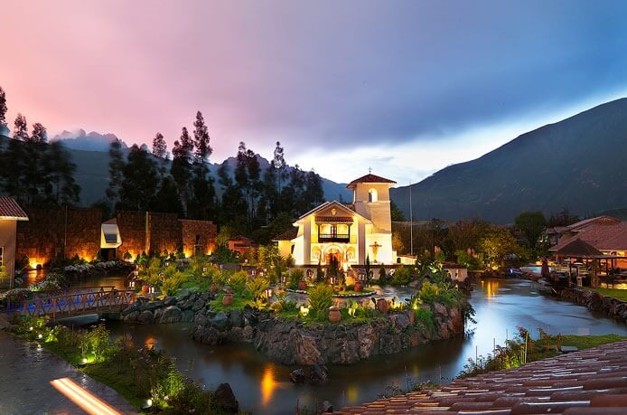 Hotel & Wellness Aranwa Sacred Valley