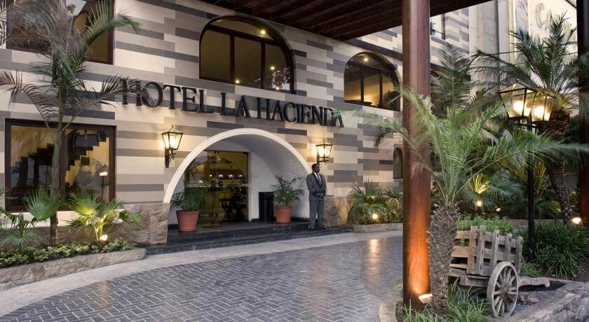 Hotel La Hacienda Miraflores