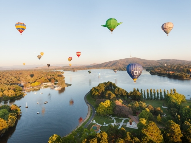 Canberra Ballon Spectacular