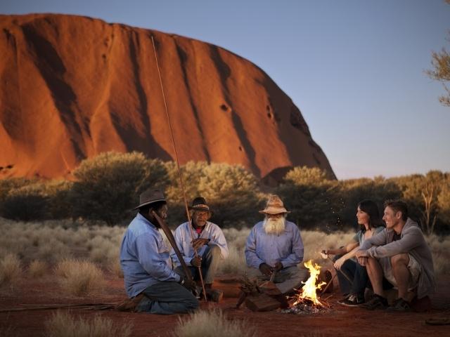 Aborígenes australiano