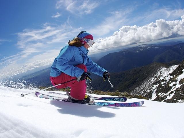 Ski en Monte Buller