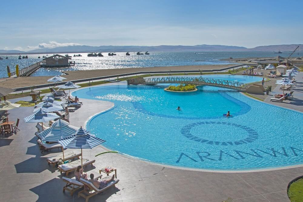 Hotel Aranwa Paracas Resort & Spa