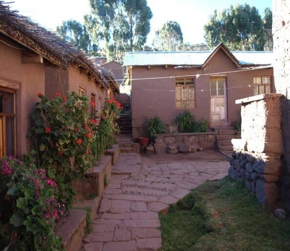 Casa Hospedaje de Habitantes
