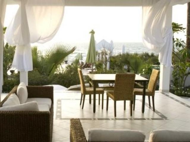 Beach Club Villa