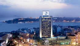 Turquia - Hotel Marmara Taksim