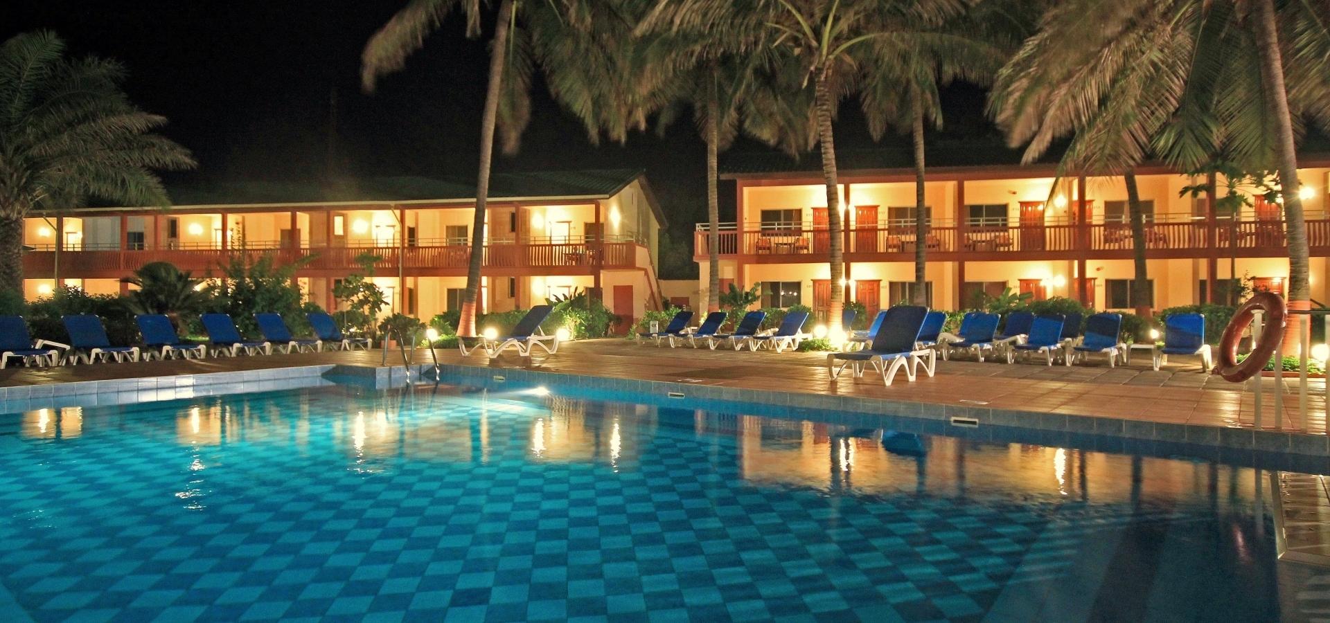 Gambia - Hotel Sunset Beach