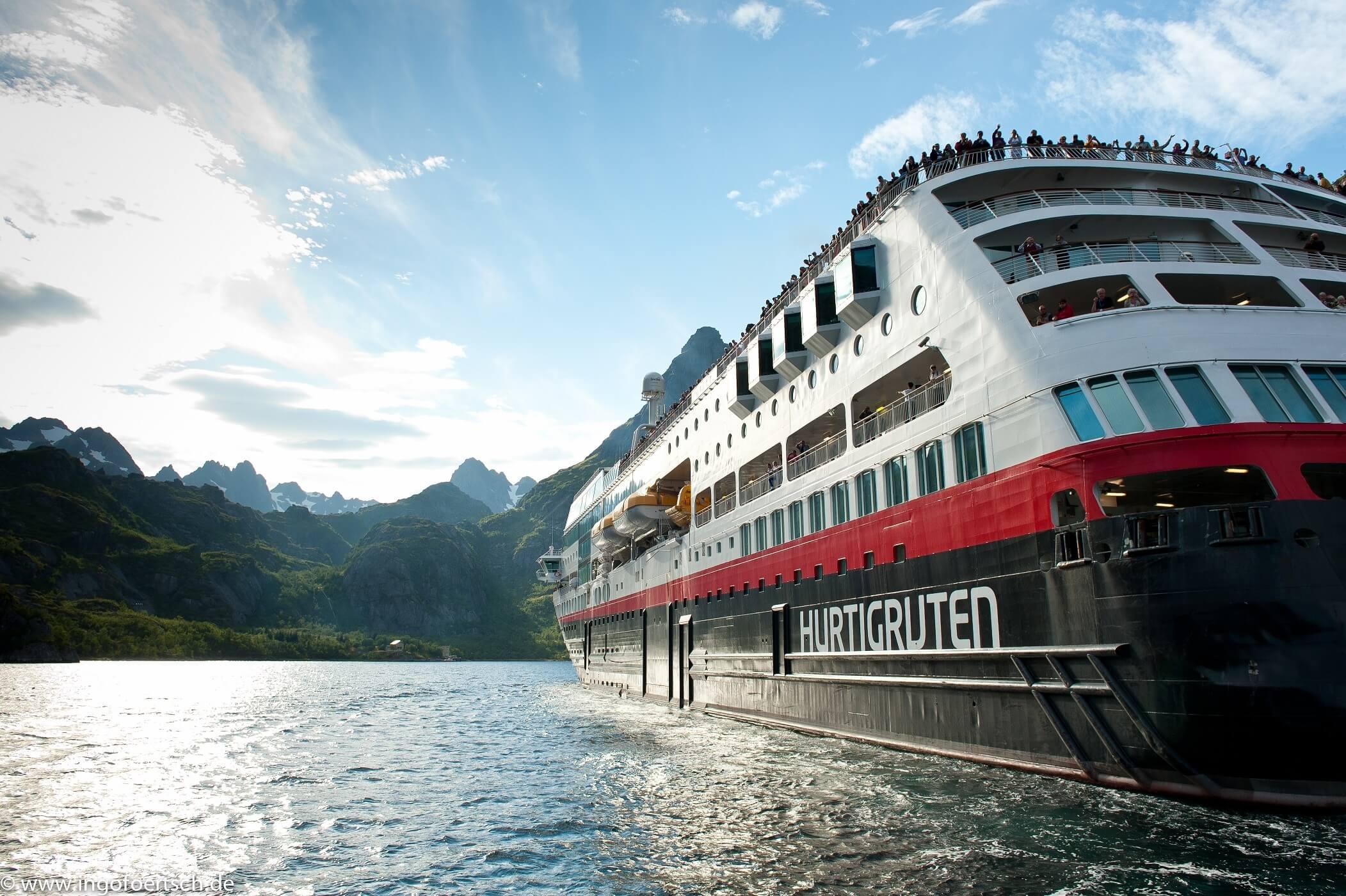 Barcos Hurtigruten