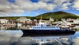Crucero Variety Cruises - Islandia Tierra de Hielo y Fuego