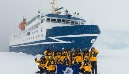 Aero-Crucero Antarctica XXI - Expedición al Círculo Polar