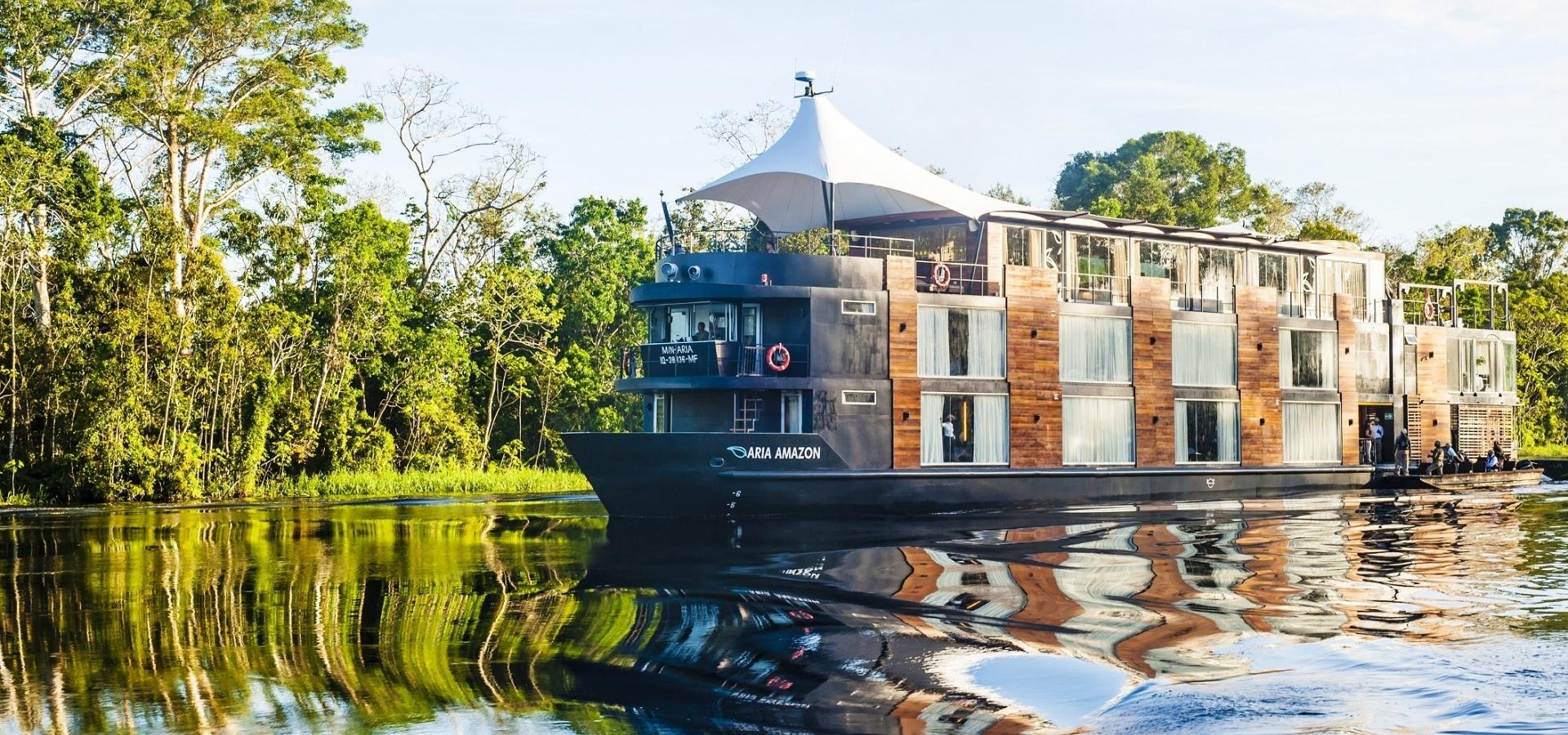 Crucero Aqua Expeditions - Perú & Río Amazonas
