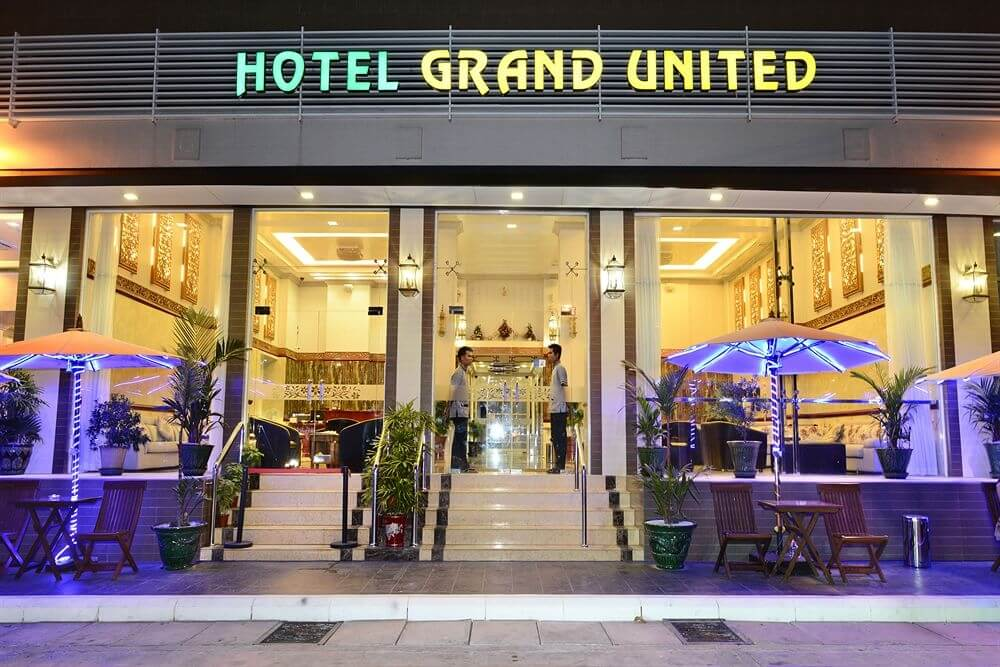 Hotel Grand United Ahlone