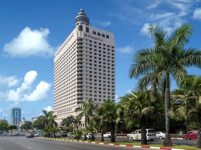 Hotel Sule Shangri-La Yangon