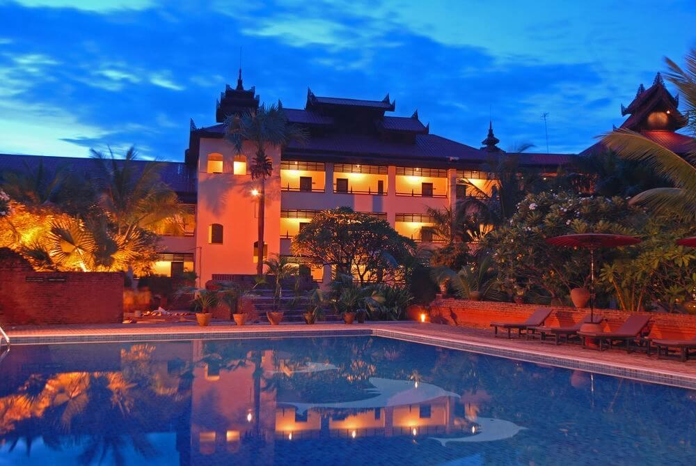 Hotel Amazing Bagan Resort