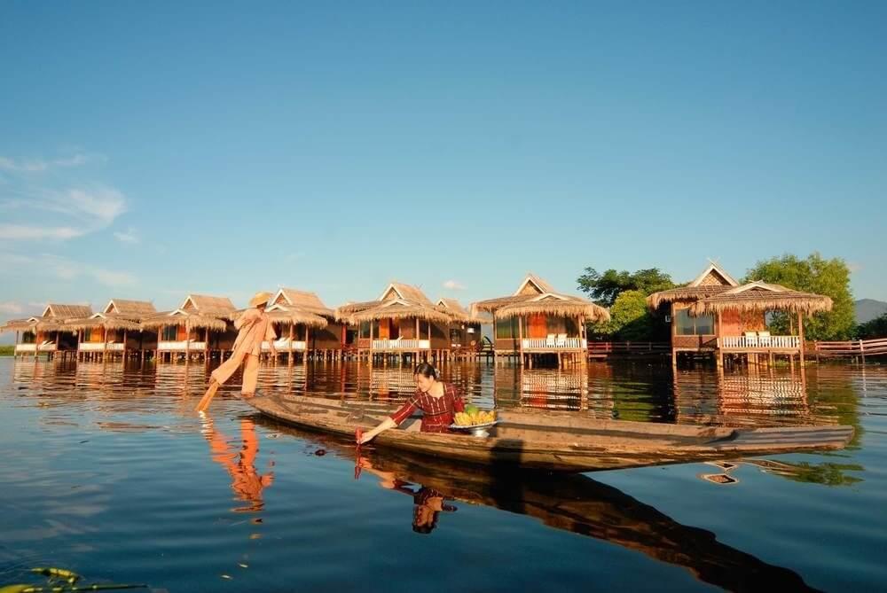 Hotel Amazing Paramount Inle Resort