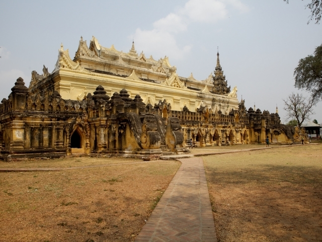 Monasterio de Maha Aungmye Bonzan