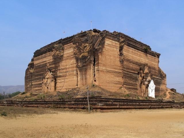 Pagoda Mingun Pa Hto Taw Gyi