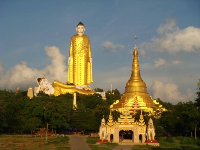 Templo Maha Bodhi Tahtaung