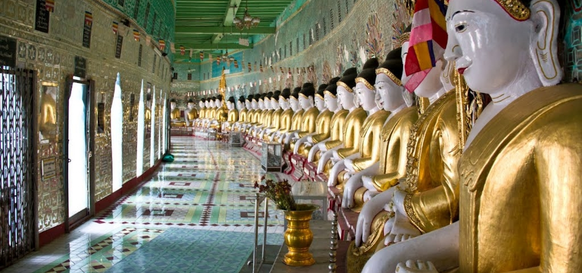 Myanmar - Antiguas Capitales Birmanas