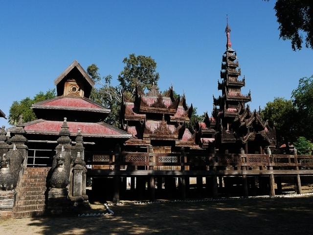 Monasterio Yoke Son Kyaung