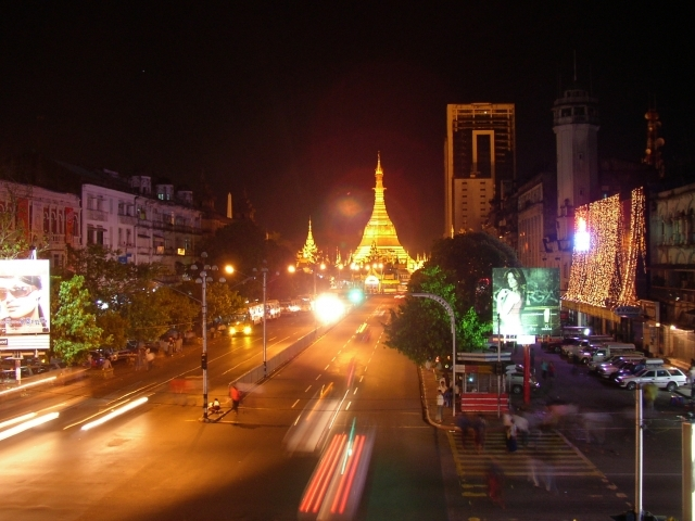 Ciudad de Yangon