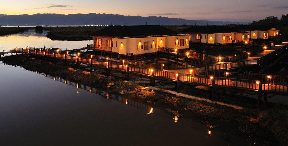 Hotel Aureum Palace Resort & Spa Inle
