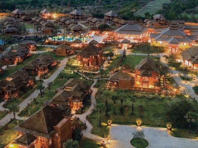 Hotel & Resort Aureum Palace Bagan